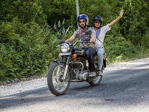 7 Days Trail of Legends Guided Motorcycle Tour in Nepal