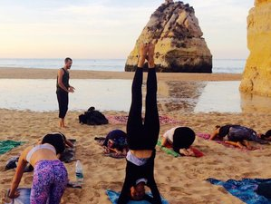 15 Days Yoga Alliance 200-Hour Vinyasa Flow,  Ashtanga and Ayurvedic Massage in Algarve, Portugal
