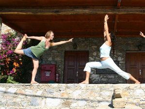 8 Days Yoga and Abseiling Holiday in Greece