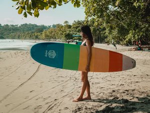 8 Day Surf and Cowork Package at Selina Surf Camp in Manuel Antonio