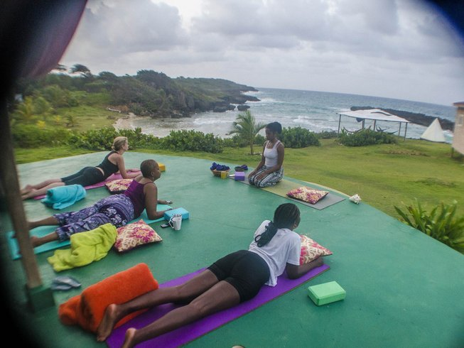 10 Days Master Cleanse Detox Yoga Retreat in Jamaica