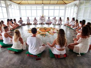 8 Days Advanced Yoga Practice & Meditation Retreat in Koh Phangan, Thailand