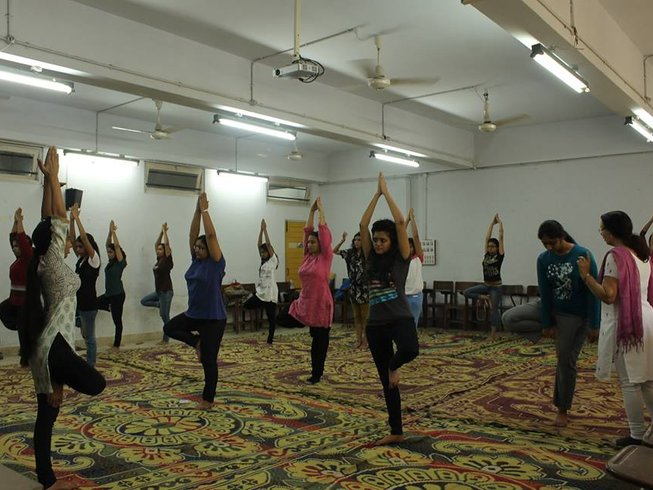 3 Months Yoga Teacher Training Course in Mumbai