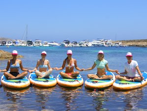 3 Days 25-Hour SUP Yoga Teacher Training in Malta