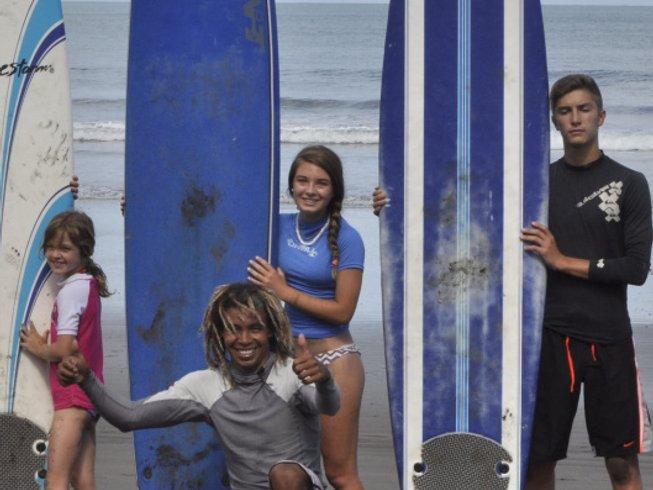 4 Days Fantastic  Surf Camp in Jaco, Costa Rica
