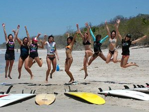 8 Days Pura Vida Surf and Yoga Retreat Costa Rica