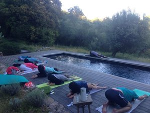 5 Day Poetry, Yoga, Meditation, and Intuition Retreat with Kate Belew in Corsica