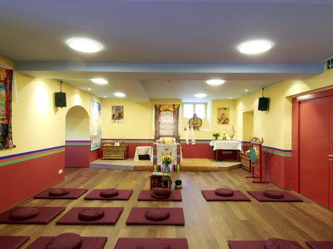 3-Daagse Yogaherz Weekend Yoga Retraite in Churwalden, Zwitserland