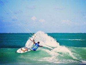 7 Days Luxury Kitesurfing in Zanzibar