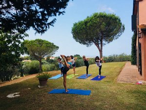 6 Days Yoga, Beach and Wellness Retreat in amazing Tuscany, Italy