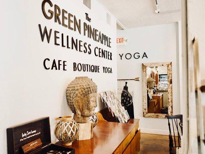18 jours-200h de formation de professeur de yoga spirituelle dans les Keys, Floride