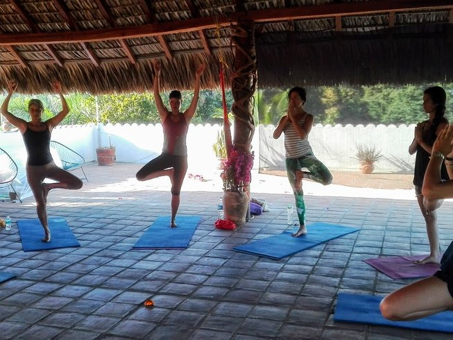 7 Days Personal Yoga Retreat in Mexico