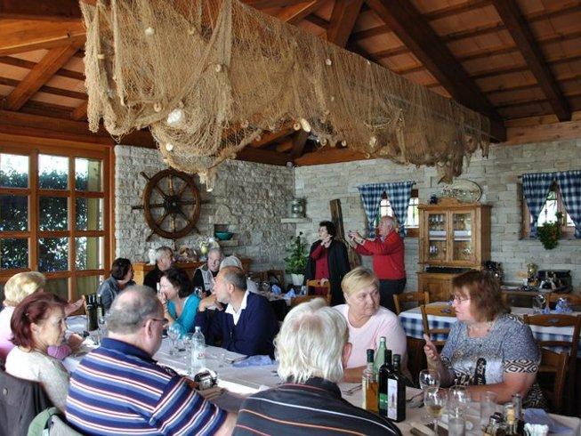 4 Days Food Tours in Istria, Croatia