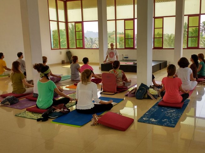 10 Days Personalized Mind Purification Yoga Holiday in Kerala India