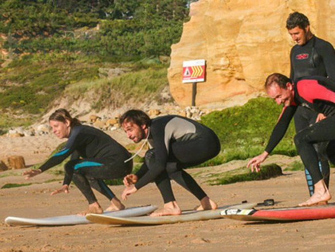 7 Days Surfing and Yoga Retreat in Portugal