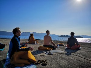 6 Day Ground, Grow, and Transform Yoga Retreat in the Island of Iž, Adriatic Sea