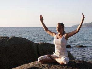 10 jours en stage de méditation et de yoga à Goa, Inde