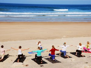 8 Days Women's Surf and Yoga Retreat in Lisbon, Portugal