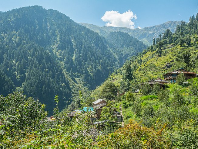 12 Days Himalayan Meditation and Yoga Retreat India