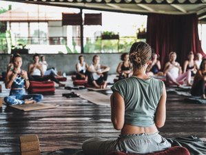 7 Days Yin Yoga Immersion & Yoga Teacher Training with The Peaceful Warriors in Bali