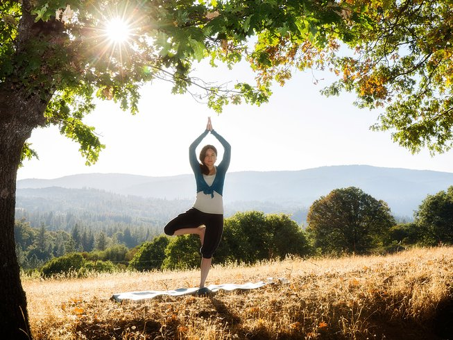 3 Days Developing Intuition Yoga Retreat in California