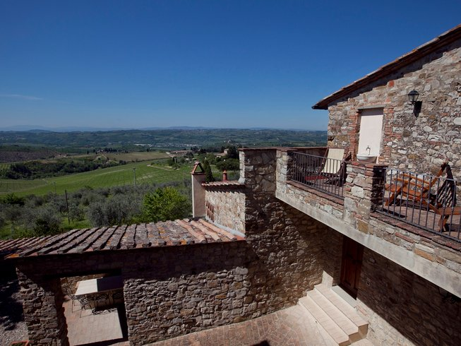 7 Days Antinori Wine and Cooking Holidays in Tuscany, Italy