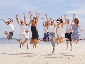 28 días, 200 horas de profesorado de yoga multiestilo en Ko Phangan, Tailandia