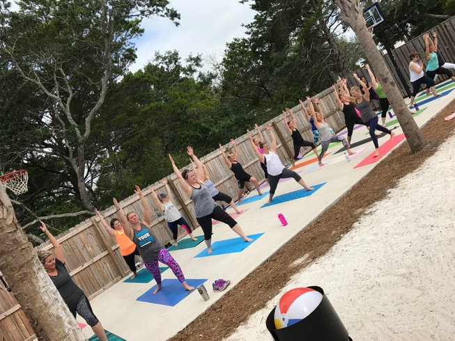 4 Tage Koch und Yoga Retreat in Florida, USA