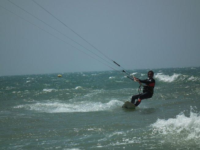 4 Days Kitesurfing Camp in Sidi Kaouki, Morocco