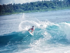 3 Days Guided Surf Camp in Aceh, Indonesia
