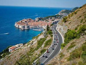 12 Day Adriatic Guided Coastal Motorcycle Tour Adventure over Istria and Dalmatia in Croatia