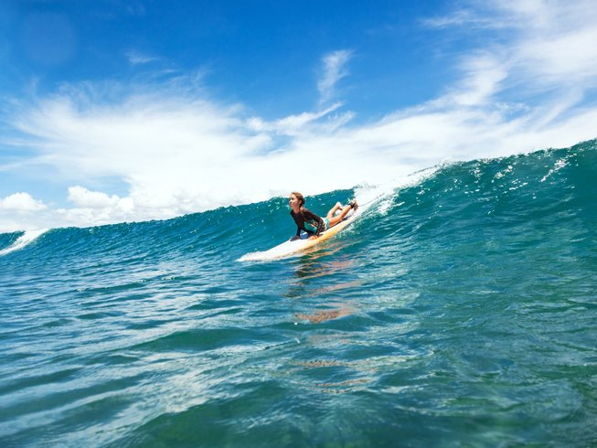 7 Days Yoga and Surf Holiday in Playa Hermosa, Puntarenas Province, Costa Rica