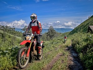 6 Day Guided Bali to Bromo Off-Road Adventure and Dirt Bike Tour in Indonesia
