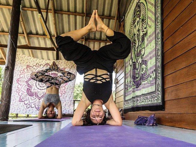 11 días retiro de yoga, meditación y detox de Año Nuevo en Ko Phangan, Tailandia