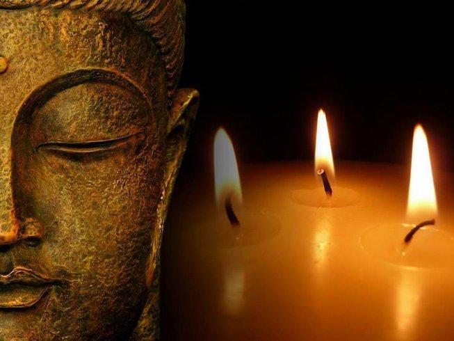 21 Days Sacred Journey to Burma