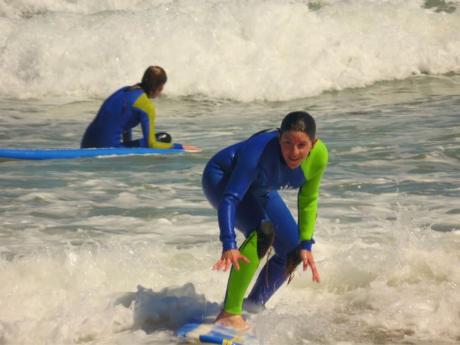 3 Days Lovely Surf Camp in Peniche, Portugal