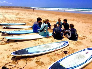 7 Days Surf Camp in Costa Da Caparica, Portugal
