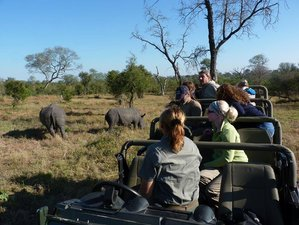 5 Days Exclusive Kruger National Park and Private Game Reserve Safari in South Africa