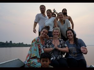 4 Days for Art & Yoga Retreat in Cambodia