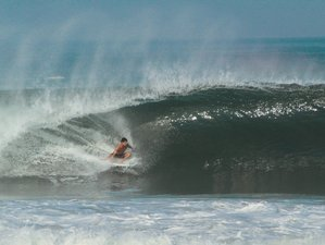 4 Days Surf Lessons in Puerto Escondido, Mexico