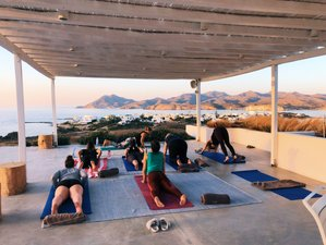 7 Day Fit Body and Mind Retreat in Pollonia, Milos Island