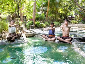 4 Days Hot Spring Bath Yoga Retreat in Thailand