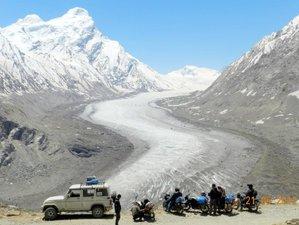13 Day Extreme Himalaya Zanskar via Shingo La Motorcycle Tour