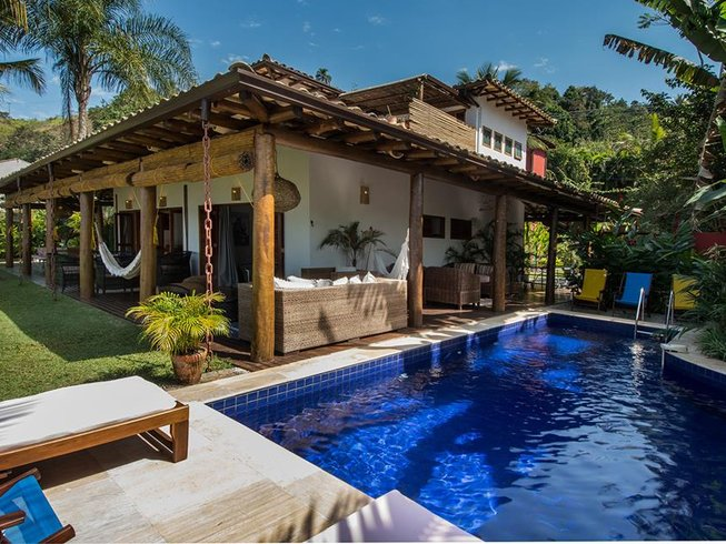 7 Days Adventure and Yoga Retreat in Brazil