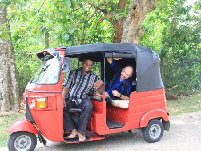 9 Tage Entspannende Chakra Yoga und Qi Gong Reise nach Hikkaduwa, Sri Lanka