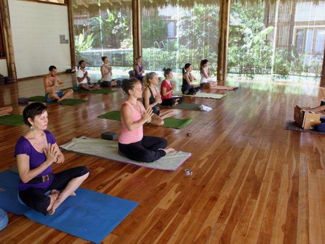 8 Days Paradise-Like Yoga Retreat in Santa Teresa, Costa Rica