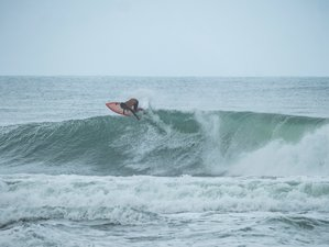 3 Day Surf Guiding & Cowork Package in Puerto Viejo, Limón Area