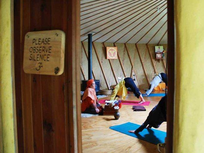 7 Days Exploring the Chakras Kriya Yoga Retreat in Takaka, New Zealand