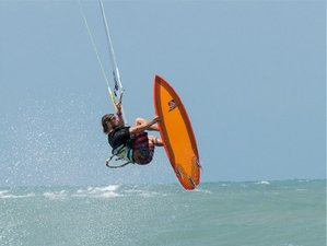 8 Days Beginner Yoga Holiday and Kite Surf Camp in Ceará, Brazil