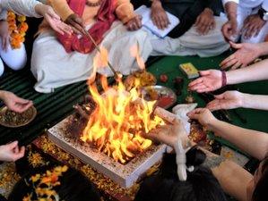 200 Hour Yoga Teacher Training in Rishikesh, India (28 Days)